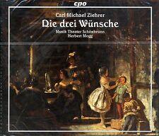 Carl Michael Ziehrer Die drei Wunsche CD NEW Wuensche Herbert Mogg Schoenbrunn