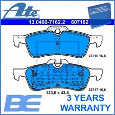 Mini Mini R50 R53 Mini Convertible R52 Rear DISC BRAKE PAD SET Genuine HD Ate