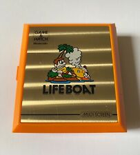 GAME & WATCH LIFEBOAT NINTENDO MULTI SCREEN GAME 1983 RETRO OLD VINTAGE