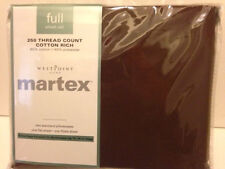 West Point Home Martex - Full Sheet Set - Dark Brown
