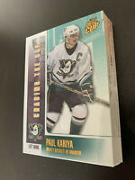 Chasing the Cup 2002-03 Pacific Quest for the Cup Complete Insert Set (20) 02