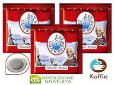300 Cialde Caffè Borbone ESE 44 mm Miscela ROSSA / RED Filtrocarta