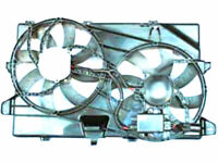 For 2006-2013 Lexus IS350 Radiator Fan Assembly TYC 65389KZ 2007 2008 2009 2010