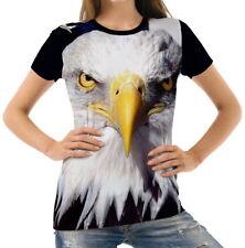 Damen-T-Shirts in Größe 2XL Flagge