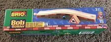 32822 BRIO Wooden Train Bob Saves the Hedgehogs! New! Thomas Bob the Builder