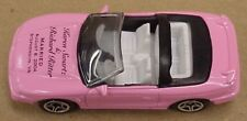 Matchbox Mustang Cobra Limited Edition AD-Ventures for Wedding pink convertible