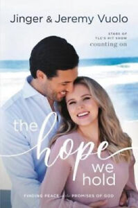 The Hope We Hold: Finding Peace in the Promises of God Every Day by Jeremy Vuolo