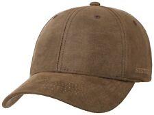 Stetson Sun Guard Vintage Baseball Cap Hat Baseball Rector Stampton 6 Braun