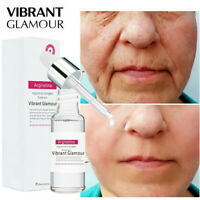 Argireline Collagen Peptides Face Serum Cream Anti-Aging Wrinkle Whitening KhjTk