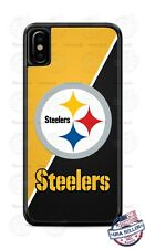 Pittsburgh Steelers Football Logo Phone Case Cover For iPhone Samsung LG etc