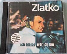 """CD Zlatko - Ich bleibe wer ich bin (2000) inkl. Bonus-Track """"Großer Bruder"""""""