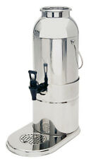 Piazza Effepi - Dispenser milk with ice buckets stainless steel