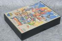 SNK TOP-HUNTER NEO-GEO AES-GOOD-FREE-SHIPPING neogeo-JAPAN-Game from Japan F/S