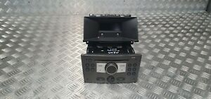 Vauxhall Astra H MK5 2004 Radio Stereo CD player unit & multi function screen