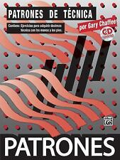 PATRONES DE TECNICA / TECHNIQUE PATTERNS - CHAFFEE, GARY - NEW PAPERBACK BOOK