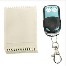 Universal 433mhz Wireless Garage Gate Door Opener Remote Control with Transmitte