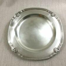 Art Deco Antique Silver Plate Plates/Platters/Trays