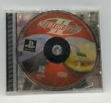 Need for Speed II (Sony PlayStation 1, 1997)
