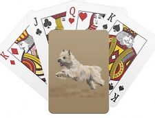 Playing Cards - Cairn Terrier
