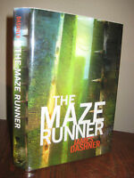 1st Edition The Maze Runner James Dashner Film First Printing Ya Science Fiction