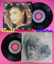 LP 45 7'' PAULA ABDUL Cold hearted One or the other 1988 france no cd mc dvd