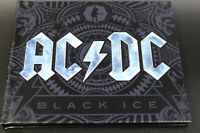 AC/DC - Black Ice (2008) (CD) (Columbia ‎– 88697392232)