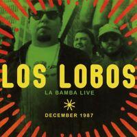 Los Lobos - La Bamba Live, December 1987 (2016)  CD  NEW/SEALED  SPEEDYPOST
