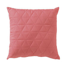 Bianca Vivid Coordinates Melon Quilted Square Filled Cushion 43cm x 43cm