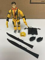 GI Joe ARAH UK Exclusive Tiger Force Blizzard Complete In Great Condition