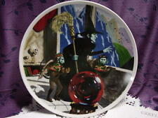 Wicked Witch Of The West Plate By Knowles - #01343A