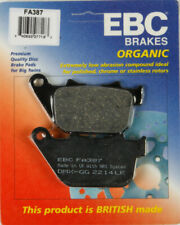 EBC Organic OE Quality Replacement Brake Pads / One Pair (FA387)
