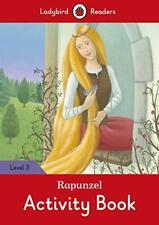 Rapunzel Libro De Actividades - mariquita Lectores Nivel 3 por Bolsillo 9780241