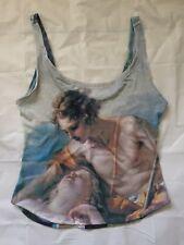 Rare Vintage Vivienne Westwood Renaissance Painting Top S/M