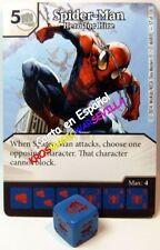 057 SPIDER-MAN, Héroe de..(057 Spider-Man..) ESPAÑOL DICE MASTERS UNCANNY X-MEN