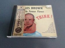 James Brown And The Famous Flames - Think! CD Japan Ed. POCP 1848 Raro!!!!