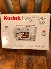 "Kodak EasyShare Cx7300 Digital Camera Point&Shoot 3.2 Mp 1.6"" 3x Oz 3x Dz Silver"