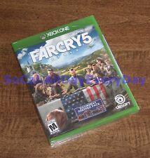 Far Cry 5 Day 1 Edition with Doomsday Prepper Pack (Xbox One) BRAND NEW & SEALED
