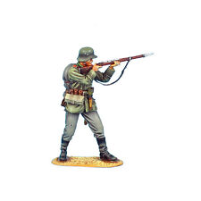 FIRST LEGION GW002 German Standing Firing - 62nd Infantry Painted Diecast Figure