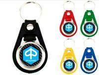 Llavero PIAGGIO Diferentes Colores Keyring Keychain Porte-Clés Portachiavi