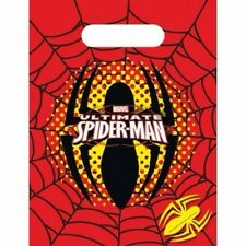 The Ultimate Spider-man Partido Bags, Pack De 6