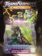 HASBRO Transformers Energon CRUELLOCK
