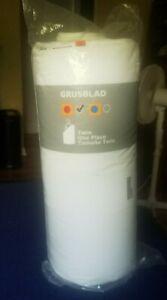 "IKEA GRUSBLAD TWIN WARMER Comforter Duvet insert 86X64"" New in Original Package"