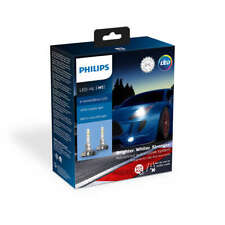 Philips H1 led X-tremeUltinon 11258XUX2 up to 200% brighter light 6500K P14.5S