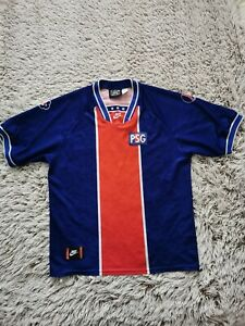 1994-95 Paris Saint-Germain Home Shirt