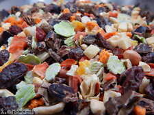 Früchtemischung 5 kg Trockenfrüchte Nagerfutter Papageienfutter Streifenhörnchen