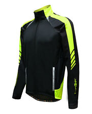 Funkier Tornado Mens TPU Thermal Jacket Aw16 XXXL Black/yellow