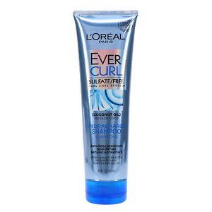 L'Oreal Paris Ever Curl Sulfate Free Hydracharge Shampoo 8.5 oz