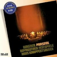 THOMAS/DALIS/HOTTER/KNAPPERTSBUSCH/OBF - PARSIFAL (GA) 4 CD NEW+