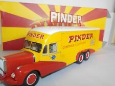 CIRCUS PINDER POWER STATION TRUCK, BERNARD 28 MODEL TRUCK  1:43 SCALE IXO