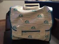 "Rucksack ""groß"" Kinderrucksack Kindertasche Kindergartentasche DDR VEB original"